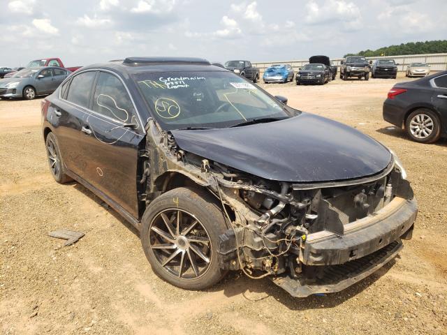 Vehiculos salvage en venta de Copart Longview, TX: 2015 Nissan Altima 2.5