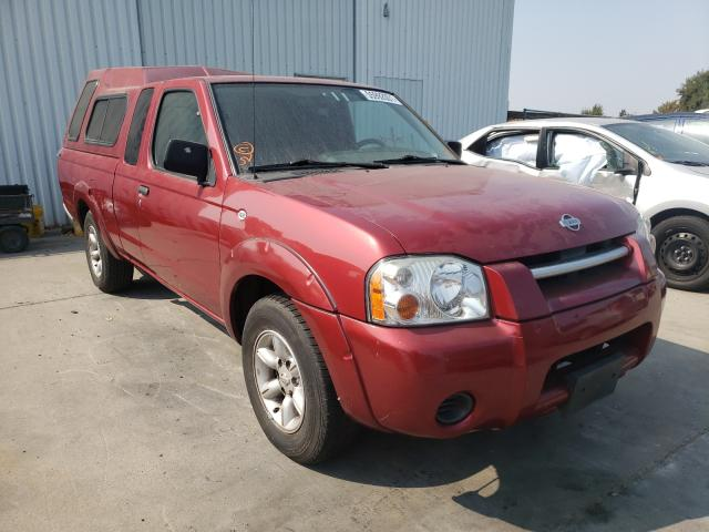 Nissan Frontier salvage cars for sale: 2001 Nissan Frontier