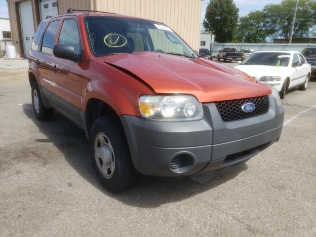 Vehiculos salvage en venta de Copart Moraine, OH: 2006 Ford Escape XLS