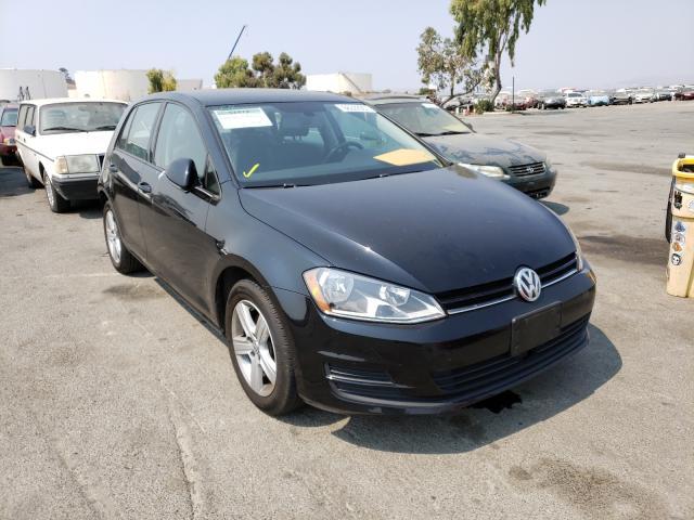 Vehiculos salvage en venta de Copart Martinez, CA: 2017 Volkswagen Golf S