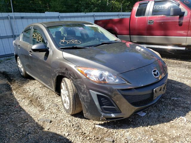 Salvage cars for sale from Copart Lyman, ME: 2010 Mazda 3 I