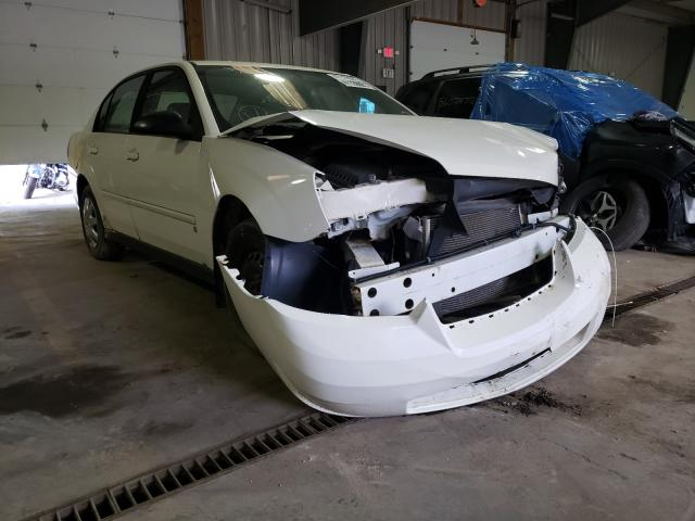 Salvage cars for sale from Copart West Mifflin, PA: 2006 Chevrolet Malibu LS