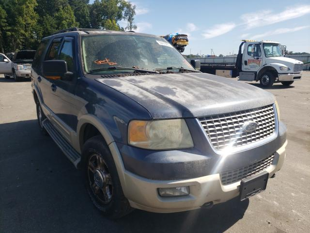 Salvage cars for sale from Copart Dunn, NC: 2005 Ford Expedition