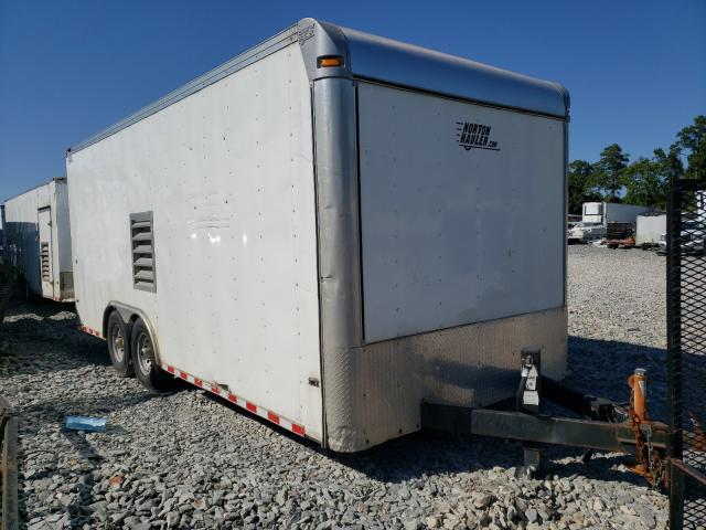 Salvage trucks for sale at Dunn, NC auction: 2012 Horton Trailer