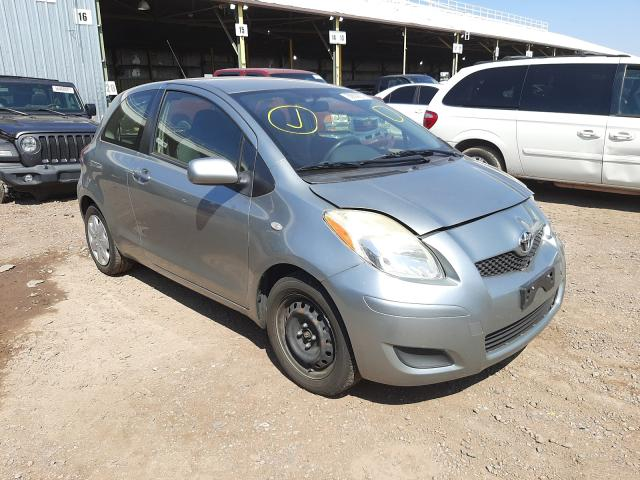 Salvage cars for sale from Copart Phoenix, AZ: 2011 Toyota Yaris
