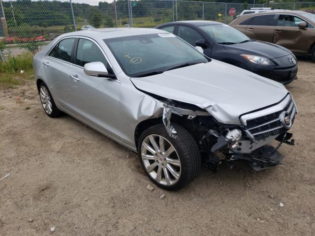 Cadillac Vehiculos salvage en venta: 2014 Cadillac ATS Luxury