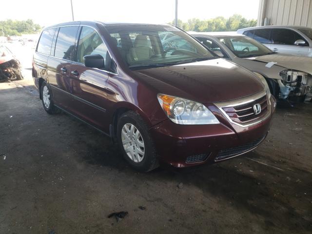 Honda Odyssey salvage cars for sale: 2010 Honda Odyssey