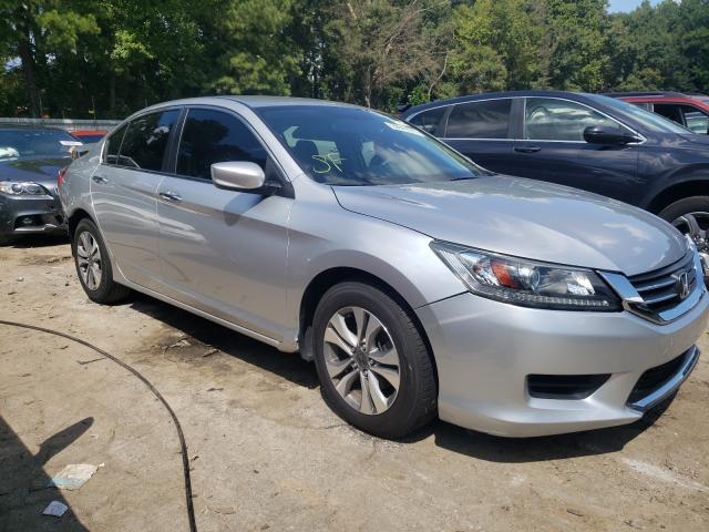 Vehiculos salvage en venta de Copart Austell, GA: 2014 Honda Accord LX