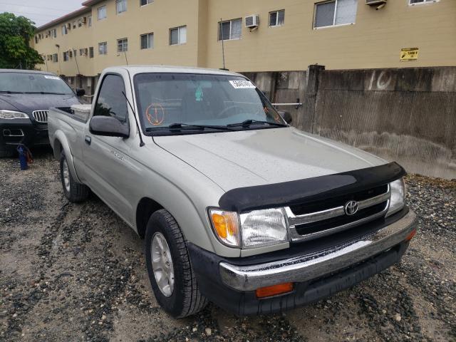 Toyota Tacoma salvage cars for sale: 2000 Toyota Tacoma