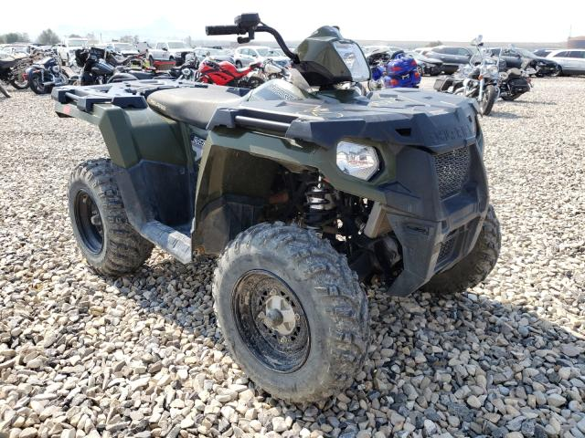 Salvage cars for sale from Copart Magna, UT: 2016 Polaris Sportsman