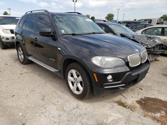 Salvage cars for sale at Indianapolis, IN auction: 2010 BMW X5 XDRIVE3