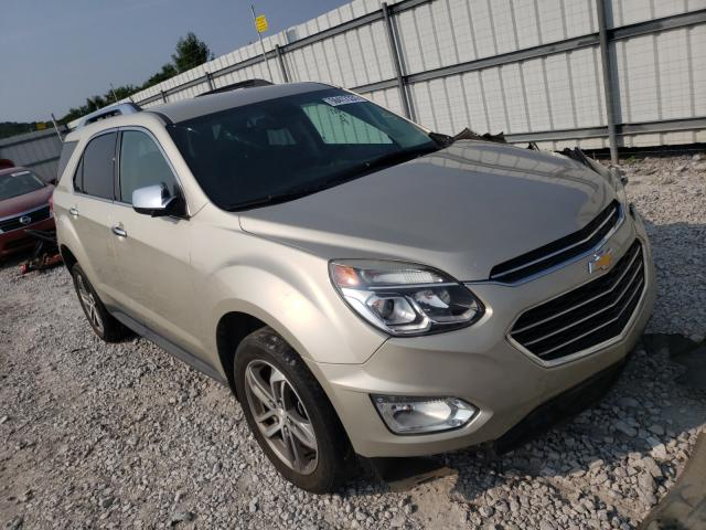 Salvage cars for sale from Copart Prairie Grove, AR: 2016 Chevrolet Equinox LT