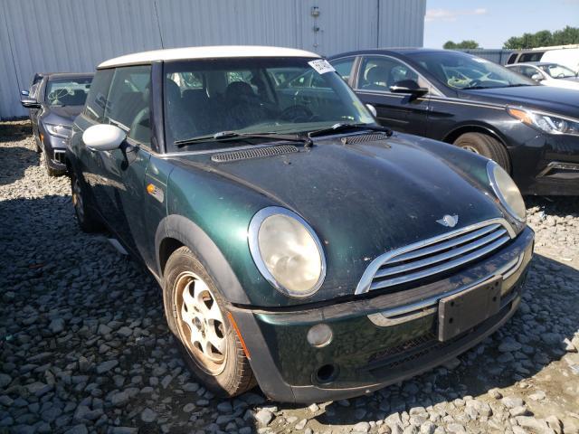 Mini salvage cars for sale: 2006 Mini Cooper