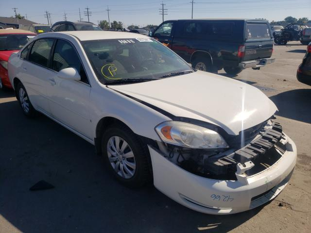 Salvage cars for sale from Copart Nampa, ID: 2007 Chevrolet Impala POL