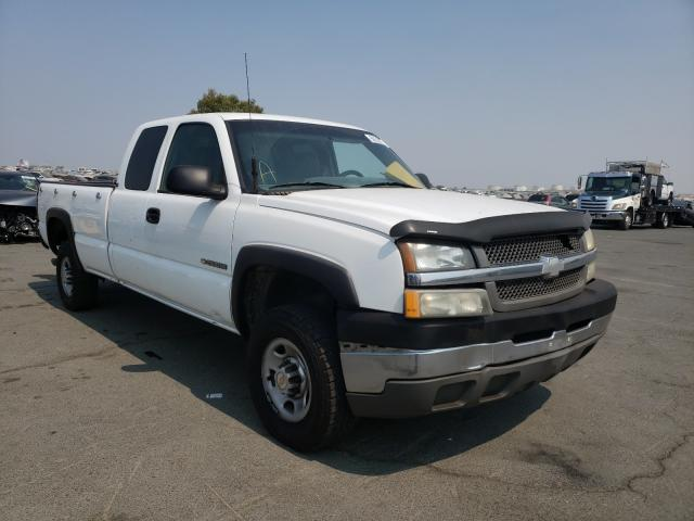 Salvage cars for sale from Copart Martinez, CA: 2004 Chevrolet Silverado