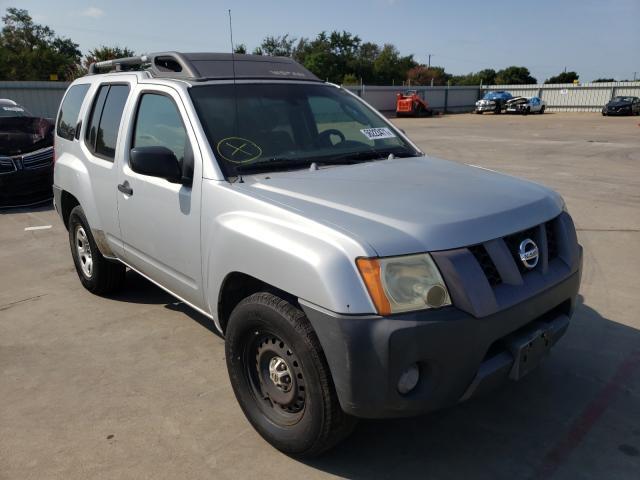 Vehiculos salvage en venta de Copart Wilmer, TX: 2007 Nissan Xterra OFF