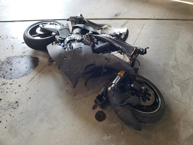 Salvage motorcycles for sale at Tulsa, OK auction: 2014 Yamaha YZFR6