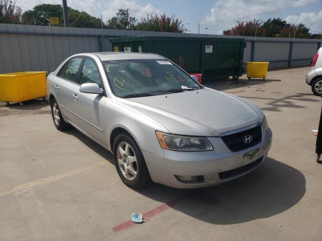 Vehiculos salvage en venta de Copart Wilmer, TX: 2006 Hyundai Sonata GLS