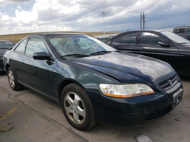 Honda Accord salvage cars for sale: 1998 Honda Accord