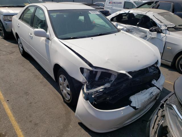 Salvage cars for sale from Copart Vallejo, CA: 2004 Toyota Camry LE