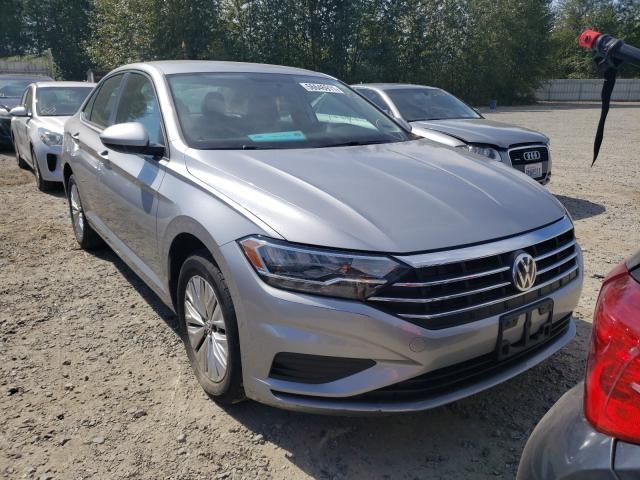 Vehiculos salvage en venta de Copart Arlington, WA: 2019 Volkswagen Jetta S