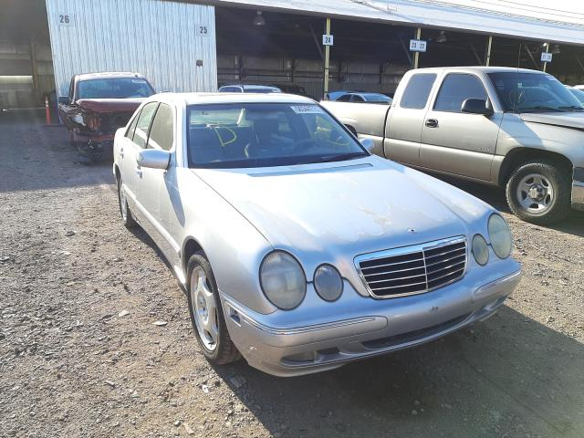 Salvage cars for sale from Copart Phoenix, AZ: 2000 Mercedes-Benz E 430