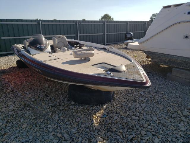Salvage boats for sale at Sikeston, MO auction: 2005 Triton Boat