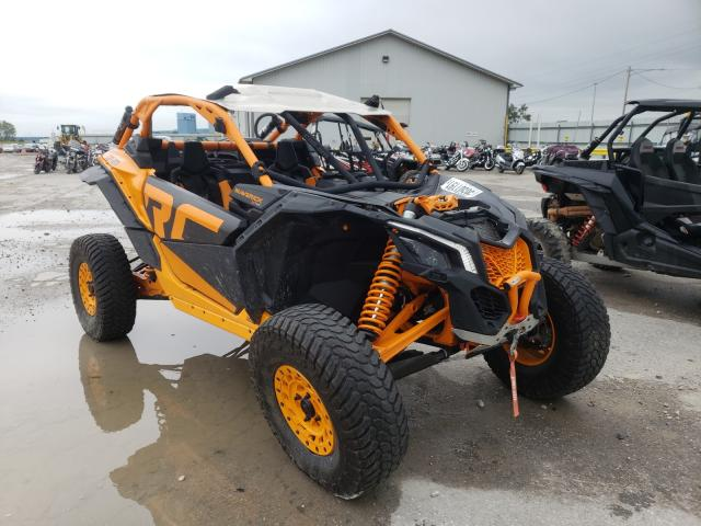 Can-Am salvage cars for sale: 2020 Can-Am Maverick X
