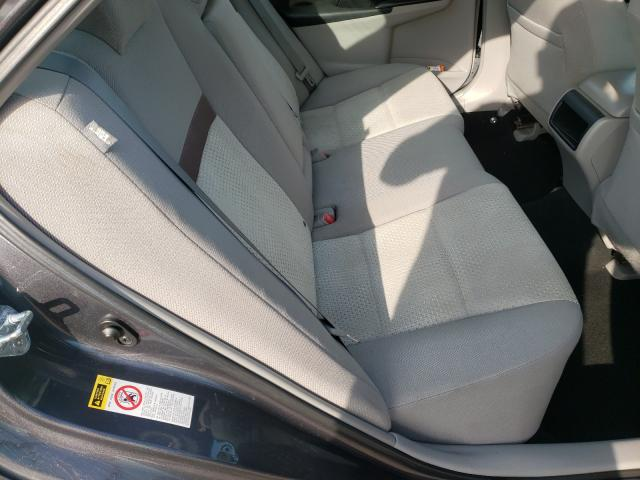 2012 TOYOTA CAMRY BASE 4T4BF1FK4CR203428