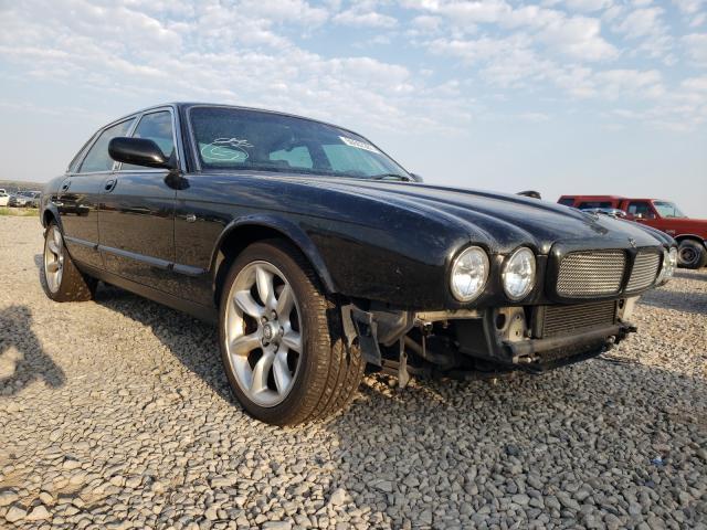 Jaguar XJR salvage cars for sale: 2002 Jaguar XJR