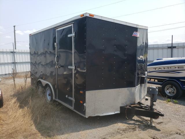 Salvage trucks for sale at Alorton, IL auction: 2015 American Motors Hauler