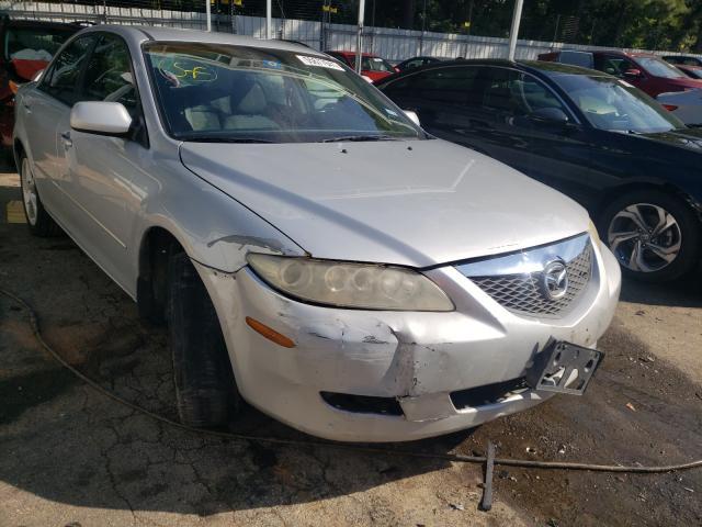 Vehiculos salvage en venta de Copart Austell, GA: 2005 Mazda 6 I