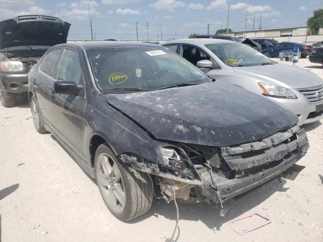 Salvage cars for sale from Copart Haslet, TX: 2010 Ford Fusion Sport