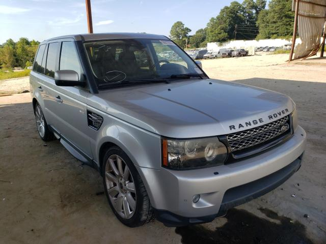 Land Rover Range Rover salvage cars for sale: 2013 Land Rover Range Rover