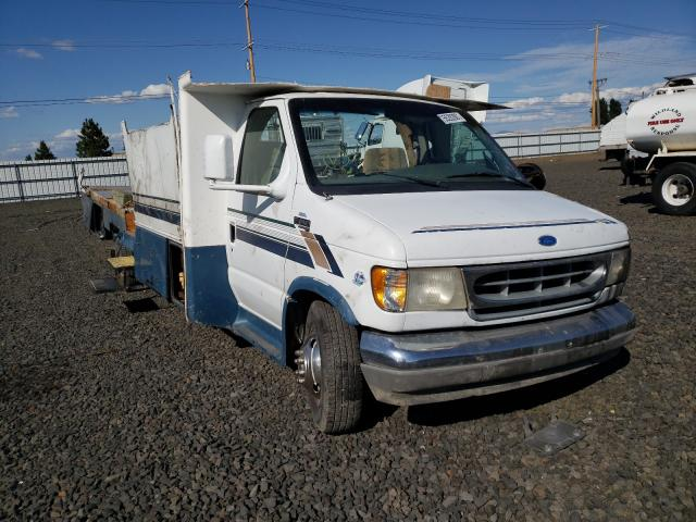 Salvage cars for sale from Copart Airway Heights, WA: 1997 Ford Econoline