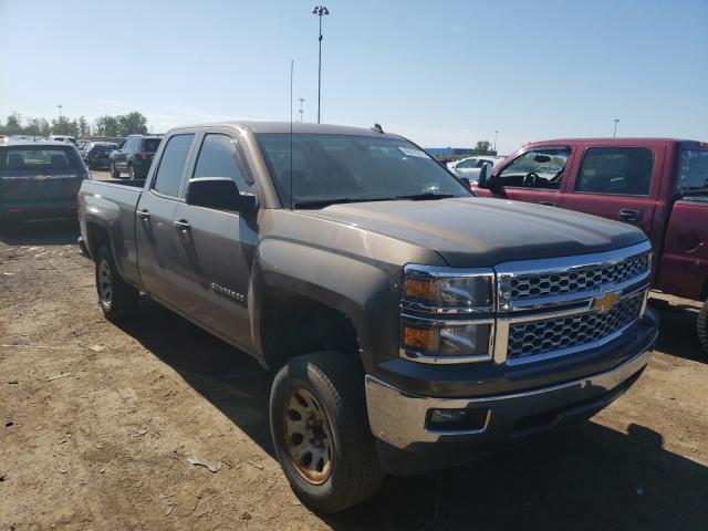 Vehiculos salvage en venta de Copart Woodhaven, MI: 2014 Chevrolet Silverado