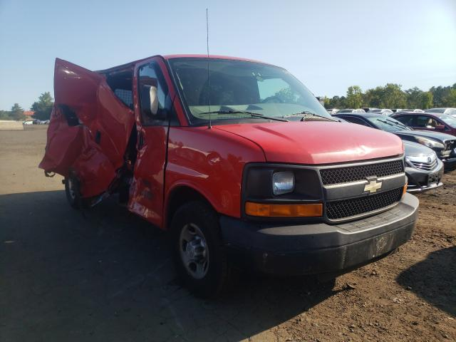 Salvage cars for sale from Copart New Britain, CT: 2007 Chevrolet Express G2
