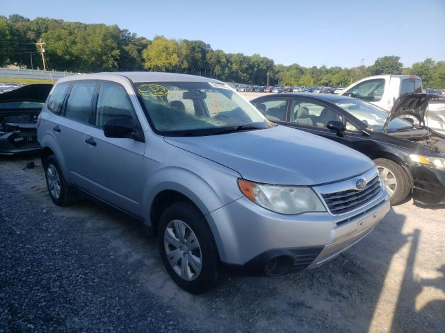 Salvage cars for sale from Copart Gastonia, NC: 2009 Subaru Forester 2