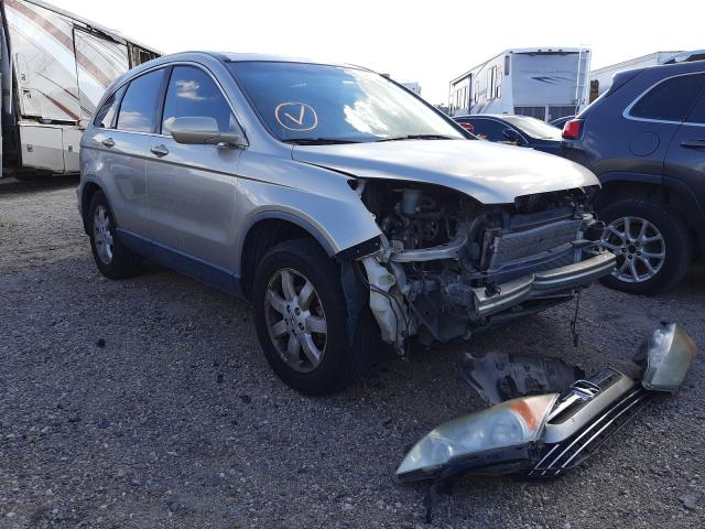 Salvage cars for sale from Copart Tucson, AZ: 2008 Honda CR-V EXL
