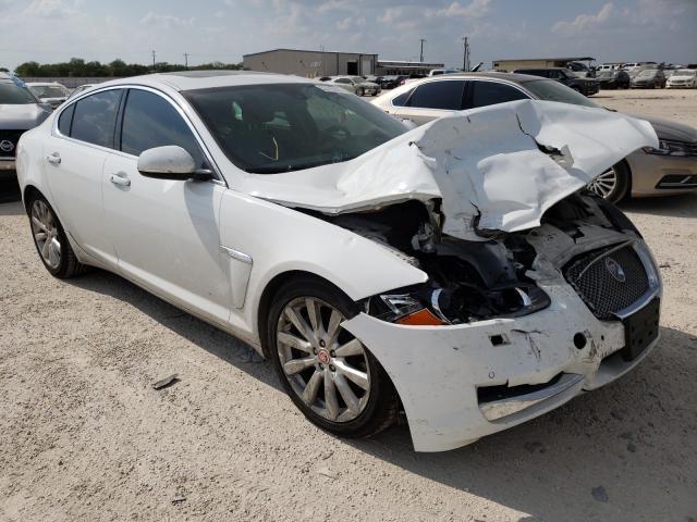 Jaguar salvage cars for sale: 2014 Jaguar XF