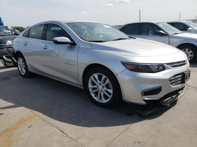 Vehiculos salvage en venta de Copart Grand Prairie, TX: 2018 Chevrolet Malibu LT