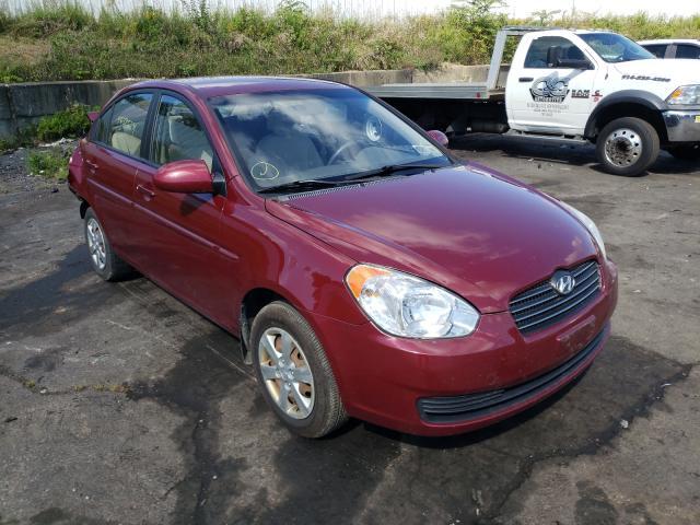 Hyundai Accent salvage cars for sale: 2009 Hyundai Accent