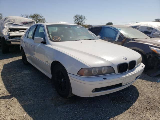 Salvage cars for sale from Copart San Martin, CA: 2003 BMW 530 I Automatic