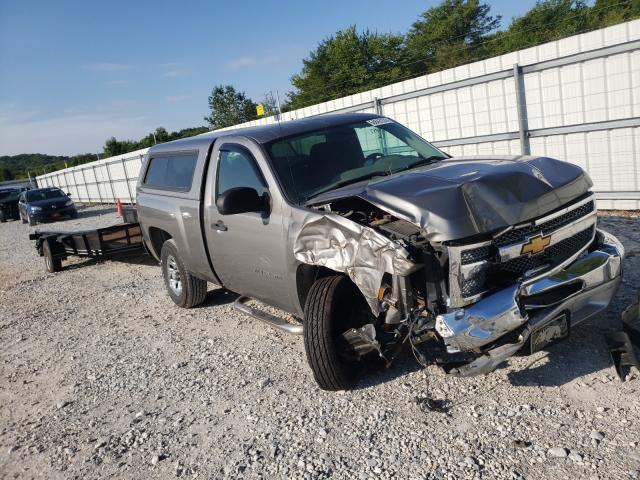Salvage cars for sale from Copart Prairie Grove, AR: 2012 Chevrolet Silverado