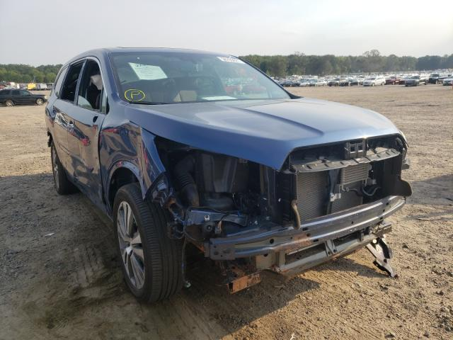 Salvage cars for sale at Conway, AR auction: 2020 Subaru Ascent TOU