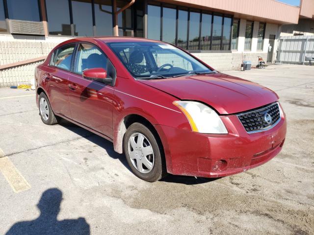 Vehiculos salvage en venta de Copart Fort Wayne, IN: 2008 Nissan Sentra