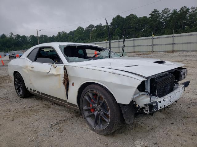 Dodge salvage cars for sale: 2021 Dodge Challenger
