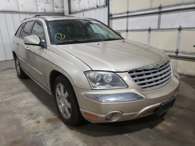 Salvage cars for sale from Copart Woodburn, OR: 2006 Chrysler Pacifica