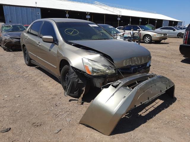 Salvage cars for sale from Copart Phoenix, AZ: 2004 Honda Accord LX