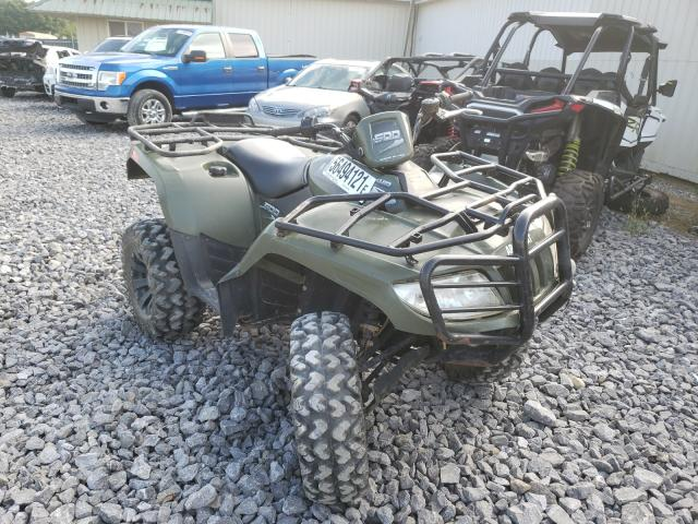 Salvage cars for sale from Copart Madisonville, TN: 2006 Arctic Cat 500